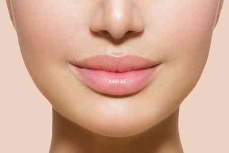 Enhance Aesthetics - Lip contouring and volumising with 1ml dermal filler and consultation - Save 50%