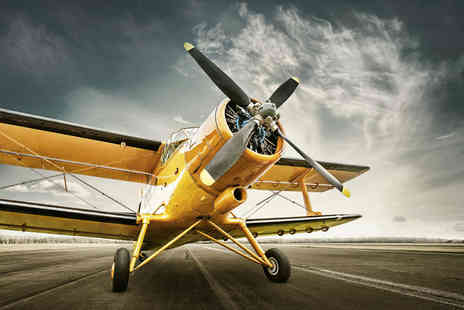 Take Flight Aviation - 20 minute acrobatic flying experience or 40 minute aerobatic experience - Save 41%