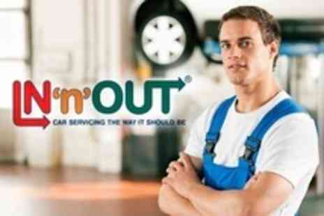 In n Out - Express MOT Service - Save 71%