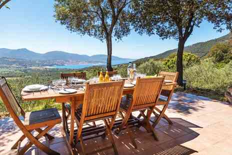 Corsican Places - Countryside villa escape with flights - Save 0%