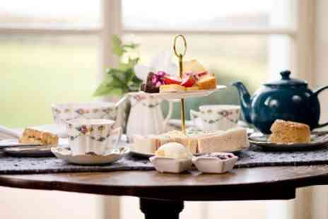 Brooks Country House - Prosecco Afternoon Tea for Two or Four - Save 45%
