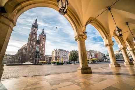 Bargain Late Holidays - Escape with a two, three or four nights Krakow apartment stay now with the ability to choose your flights - Save 0%