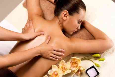 Relax 4 You - Choice of one hour full body massage - Save 73%