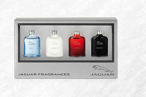 Jan Kauf - Mens Jaguar aftershave gift set - Save 0%