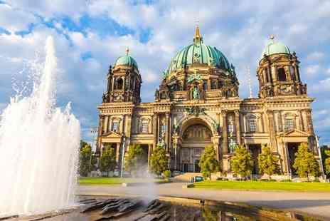 Super Escapes Travel - Two nights Berlin city break with flights - Save 53%