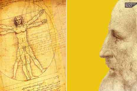 Omega Breaks - Four Star Overnight London stay with breakfast and tickets to Leonardo da Vinci A Life in Drawing exhibition at Buckingham Palace - Save 0%