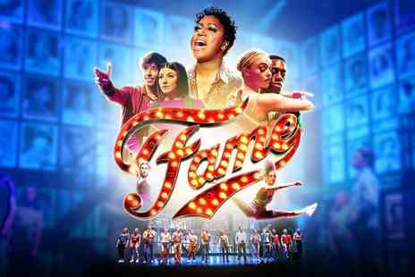 ATG Tickets - Band A ticket to see Fame the Musical at Princess Theatre - Save 52%