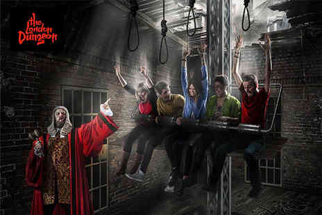 London Dungeon - Entry for one person have a scarily good time - Save 25%