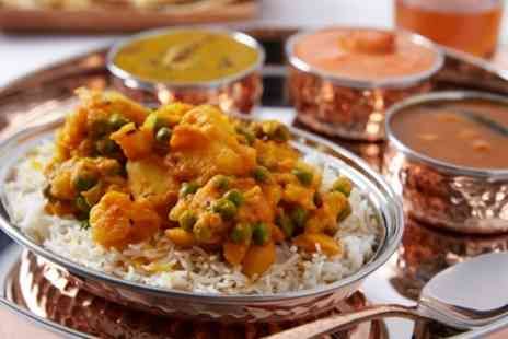 RK Dining Preston - Choice of Vegetarian Indian Street Food or Tiffin Taster and Main for Up to Four - Save 50%