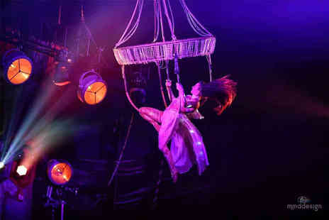 Circus Vegas American Circus - Ticket to Circus Vegas On Wheels - Save 61%