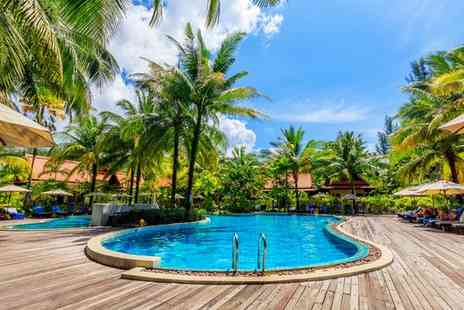 Khaolak Bhandari Resort & Spa - Four Star Relaxed Island Escape Bedecked in Traditional Design for two - Save 63%