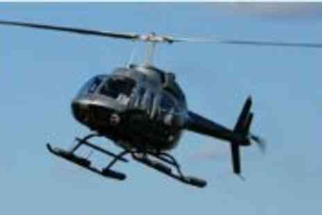 Helicopter Flight - Helicopter Thrill Pleasure Flight - Save 38%