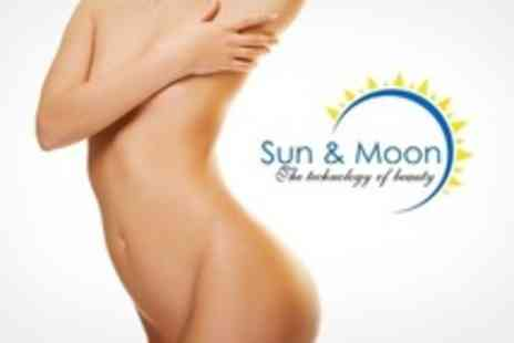 Sun and Moon Beauty - Three Sessions of Laser Lipolysis - Save 48%