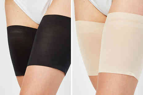 Deals Direct - Pair of Cascabelle anti chafing thigh bands - Save 0%