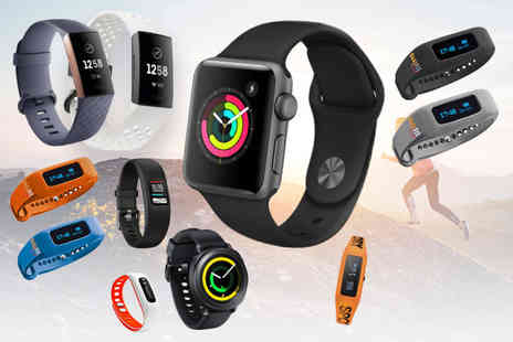 Brand Arena - Mystery sports watch deal Choose from Apple, Fitbit, Samsung, Superdry And Healthspan - Save 0%