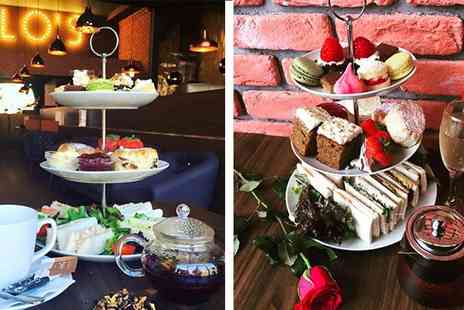 Pirlos Dessert Lounge - Regular afternoon tea for two people - Save 34%