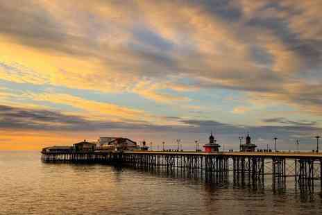 Waters Edge - Two nights Blackpool stay for two people including breakfast - Save 54%