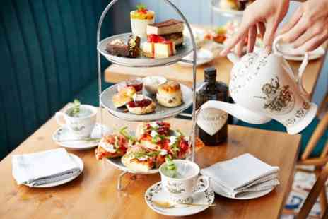 Bella Italia - Italian Afternoon Tea with Gin for Two - Save 32%
