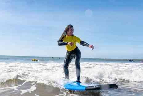 Surfing Croyde Bay - Surf experience - Save 0%