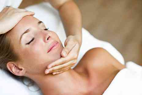 BT4 Beauty - Luxury dermaplaning with a facial and a head, shoulder and neck massage - Save 56%