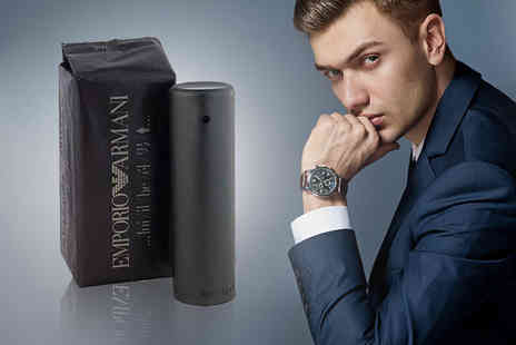 Deals Direct - 30ml bottle of Emporio Armani for him EDT - Save 23%