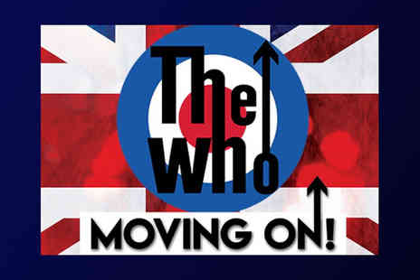 Omega Breaks - Four Star London overnight stay with breakfast and a ticket to see The Who! on Saturday 6th July - Save 0%