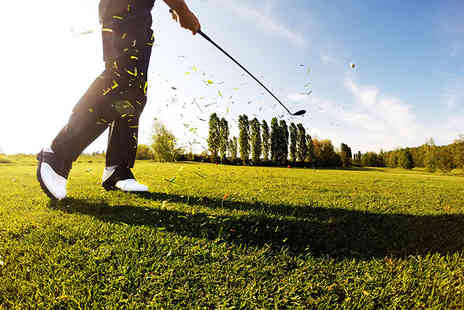 Tynedale Golf Club - 18 holes of golf for two people - Save 52%