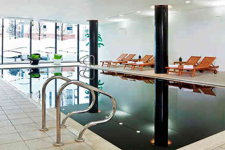 Park Inn by Radisson - Overnight Manchester city centre stay for two people including spa access - Save 59%