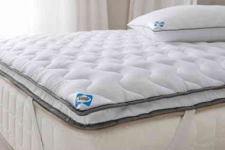 Groupon Goods Global GmbH - Sealy Balance Dual Layer Mattress Topper - Save 0%