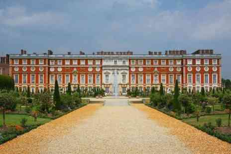 OMGhotels - Hampton Court Palace, Gardens & Maze with Planet Hollywood Dining - Save 0%