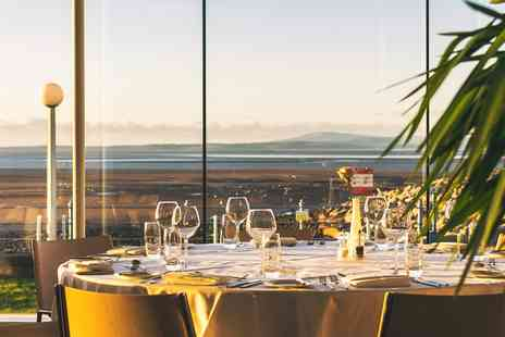 The Midland - Morecambe seaside hotel with bubbly and late checkout - Save 0%