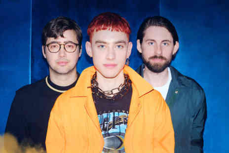 Cuffe and Taylor - Ticket to see Years & Years on 18th July 2019 - Save 48%