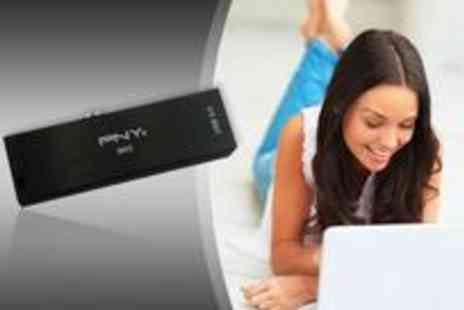 Gadgets n Gears -  Attache 64GB USB flash drive on this handy digital storage device - Save 64%
