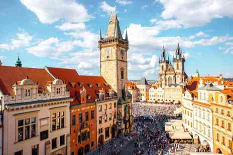 Super Escapes Travel - Two nights Prague city break with return flights - Save 44%