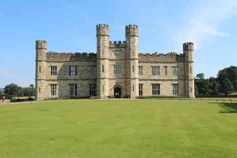 Discovery Tours - Leeds castle and Canterbury Tour - Save 0%
