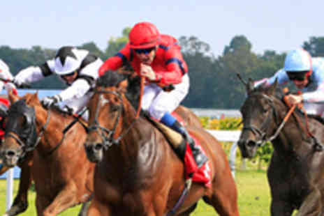 Kempton Park Racecourse - A Day at the Races and Live Music - Save 52%