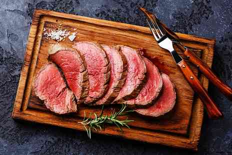 Piste Wine Bar & Restaurant - Chateaubriand and wine for 2 - Save 48%
