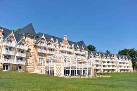 B O Resort - Four Star Charming Spa Resort 2 Hours from Paris for two - Save 39%