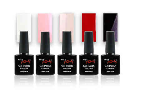 Forever Cosmetics - Miss Pouty gel nail polish - Save 0%