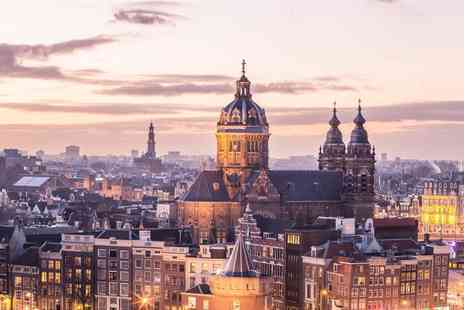 Weekender Breaks - Four Star Two nights central Amsterdam holiday with return flights - Save 21%