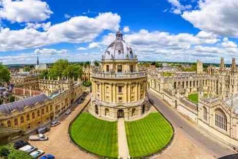 Discovery Tours - Oxford and Windsor tour - Save 0%