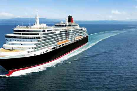 Hays Travel - Last minute Cunard mini cruise to Hamburg from Southampton - Save 0%