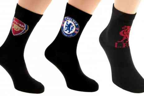 Groupon Goods Global GmbH - Mens Football Socks - Save 0%
