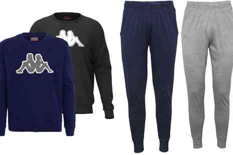 Groupon Goods Global GmbH - Kappa Mens Sweatshirt or Pants - Save 0%
