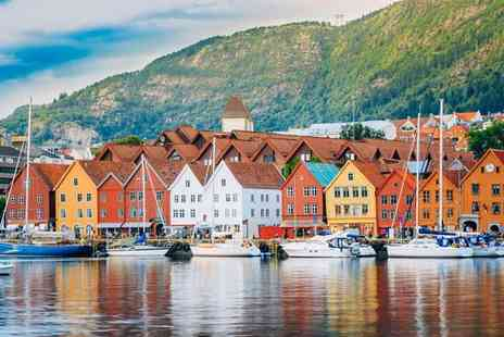 Oslo & Bergen City Break - Four Star Nordic City Adventures with Included Bergen Railway and Fjord Cruise - Save 23%