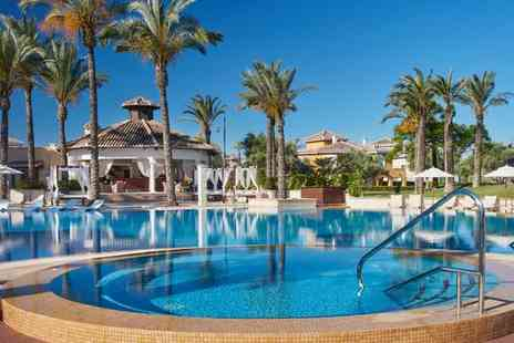Caleia Mar Menor Golf & Spa Resort - Five Star Tranquil Oasis with Gorgeous Golfing Facilities for two - Save 65%