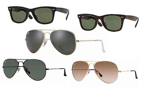 Brand Arena - Pair of Ray Ban sunglasses - Save 0%