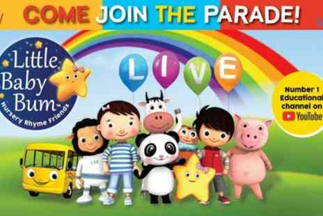 Little Baby Bum Live - One best available Band A ticket on 23rd July To 3rd August - Save 26%