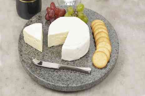 Dealberry - Round granite chopping board - Save 80%