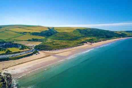 Woolacombe Sands Holiday Park - 3 or 4 Nights Self Catering Stay with Summer Dates for Up to Six or Eight - Save 0%